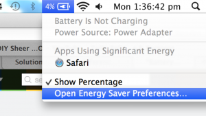 Common Macbook Battery Problems and How to fix it
